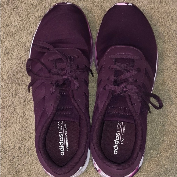 adidas Shoes | Adidas Purple Tennis